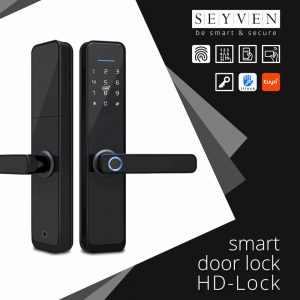 Smart Door Lock   HD-Lock