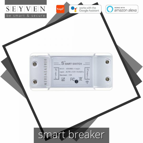 Smart Breaker SEYVEN