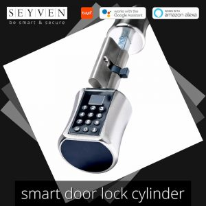 Smart Door Lock | Cyl-Lock