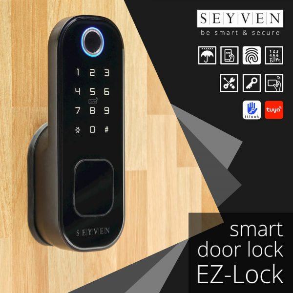 Smart Door Lock | EZ-Lock