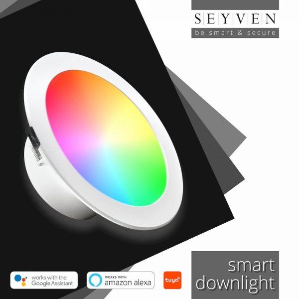 Smart Downlight SEYVEN