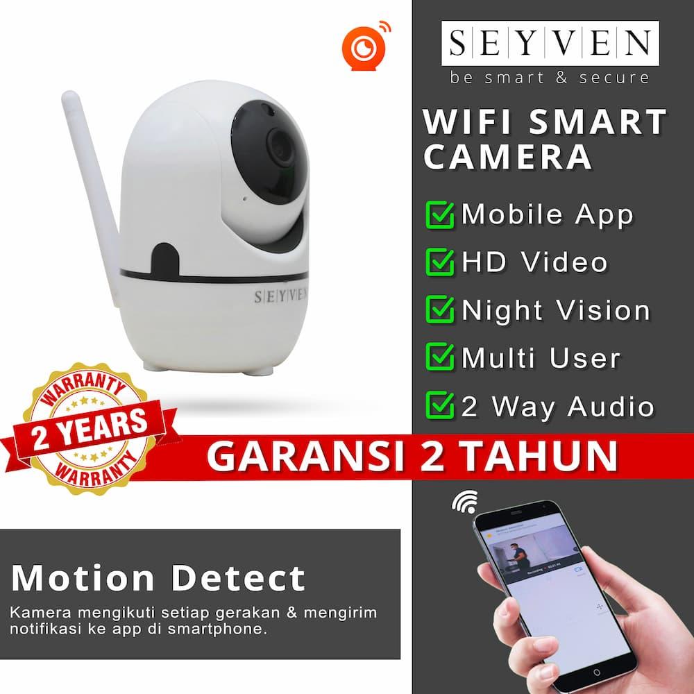 Smart CCTV IP Camera SEYVEN