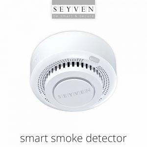 Smart Smoke Detector SEYVEN